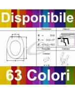 COPRIWATER COLONY AMERICAN STANDARD - DISPONIBILE IN 63 COLORI - MADE IN ITALY